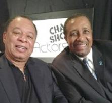 Charles Floyd Johnson & Ron Brewington