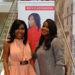 Ebony Steele Celebrates Launch of Eponymous Website (Watch)