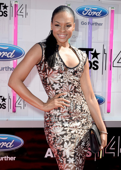Actress Demetria McKinney attends the BET AWARDS '14 at Nokia Theatre L.A. LIVE on June 29, 2014 in Los Angeles, California