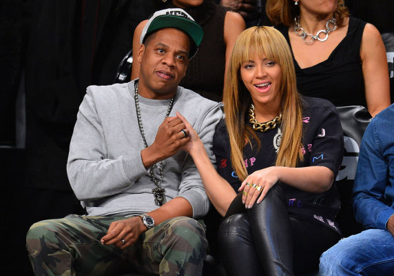 Jay Z and Beyoncé  Renew their Vows