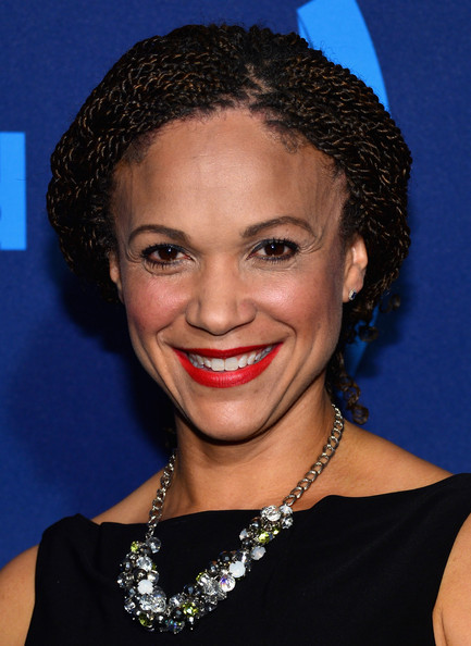 Melissa Harris-Perry attends the 24th Annual GLAAD Media Awards on March 16, 2013 in New York City