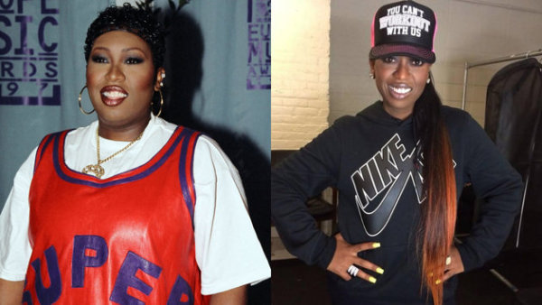 Missy Elliott Displays Slimmer Figure During Surprise Performance