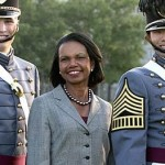 Army Honors Condoleezza Rice at West Point