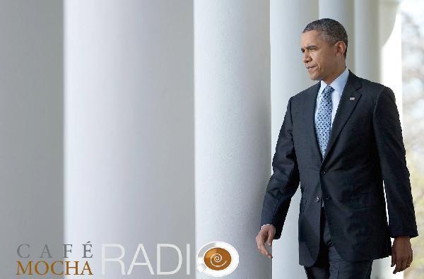 President Obama on Cafe Mocha Radio