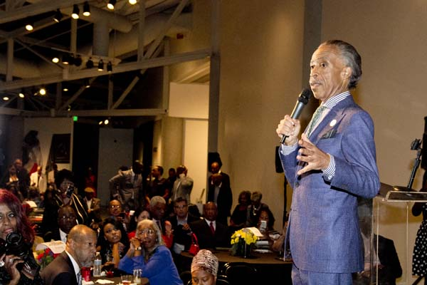 Rev. Al Sharpton Celebrates 60 By Honoring Others