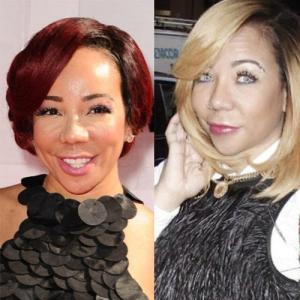 Tiny Harris + New Eye Color=Self Hatred