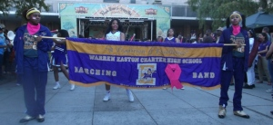 Warren Easton Marching Band: Photo Credit, Ricky Richardson