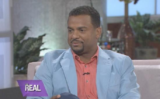 Alfonso Ribeiro Expains Origin Of Carlton Dance On The Real