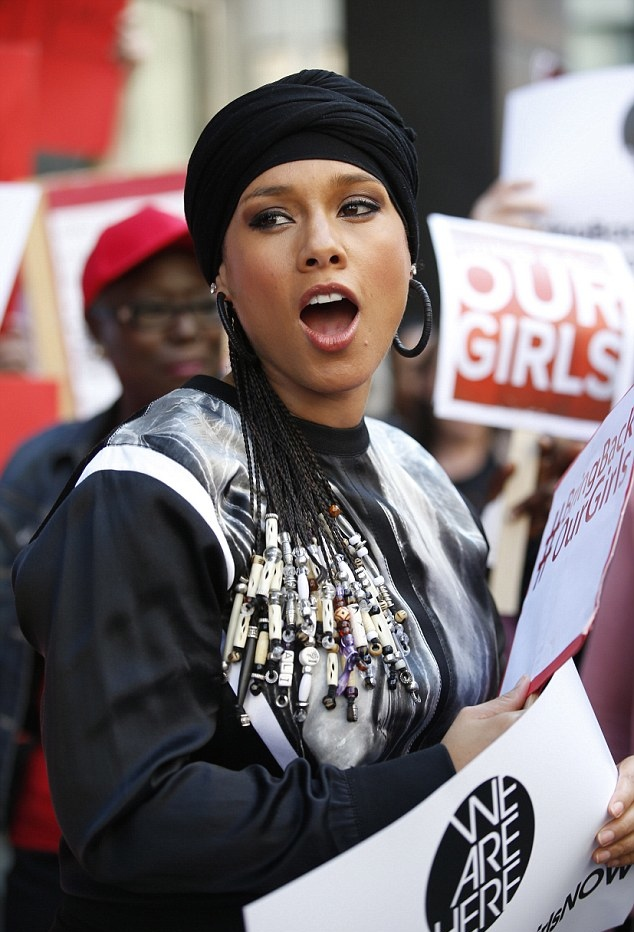 alicia keys save our girls 1