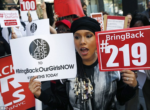 alicia keys save our girls