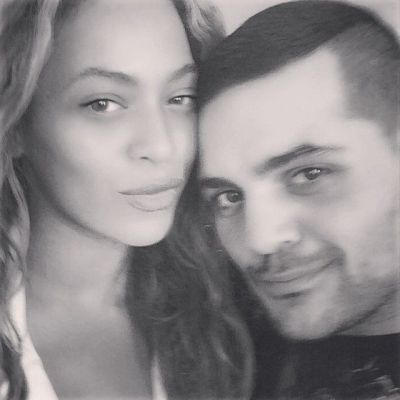 beyonce and celebrity designer michael costello