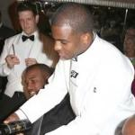 NBA All-Star Chris Paul & Celebrity Friends Serve Food For Fundraiser (Photos – Video)