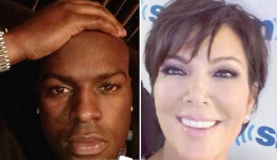 Kris Jenner's New Chocolate Man Corey Gamble Is Years Younger