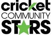 cricket community stars