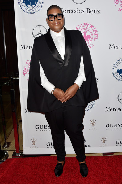 EJ Johnson attends the 2014 Carousel of Hope Ball presented by Mercedes-Benz at The Beverly Hilton Hotel on October 11, 2014 in Beverly Hills, California