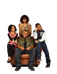 "Bounce TV's original sitcom 'Family Time"" with Oar Gooding and Angell Conwell airs on Tuesdays at 10/9c."