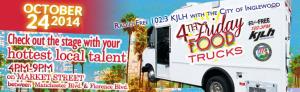 4th Friday Food Trucks: Courtesy Photo  Inglewood