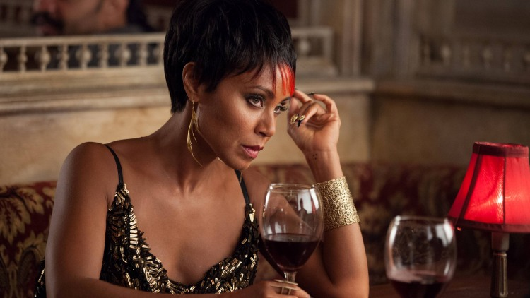 "Jada Pinkett Smith as Fish Mooney in the ""Selina Kyle"" episode of GOTHAM on FOX."