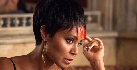 "GOTHAM: Jada Pinkett Smith as Fish Mooney in the ""Selina Kyle"" episode of GOTHAM airing Monday, Sept. 29 (8:00-9:00 PM ET/PT) on FOX. ©2014 Fox Broadcasting Co. Cr: Jessica Miglio/FOX"