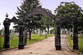 gravesite gates