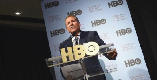 hbo ceo & logo