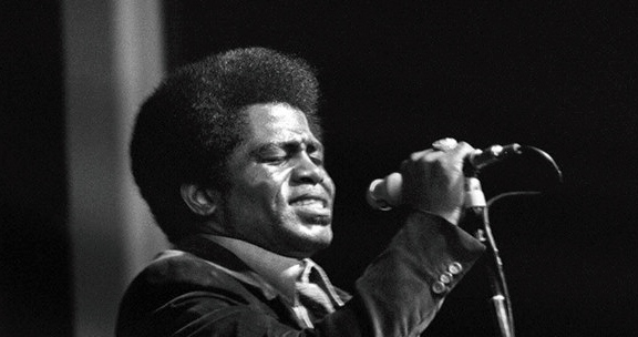 james brown natural