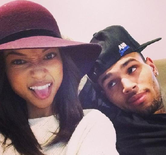 Who is dating chris brown 2014