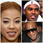 Keyshia Cole Shares Wad of Cash on Instagram; Hints It's from Birdman or Daniel Gibson