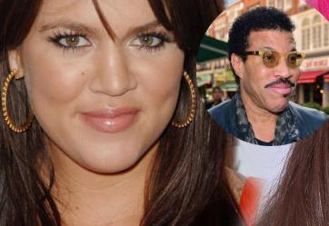 Gossip Cop Khloe Kardashian Says Lionel Richie Not Her Father