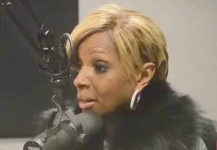 mary j blige (at power 99)1