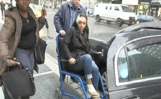 Melyssa Ford's Injuries Worse than Originally Thought
