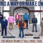 The Men of Brawley Hall Panel Tour Launches Friday, October 31 at Clark Atlanta University