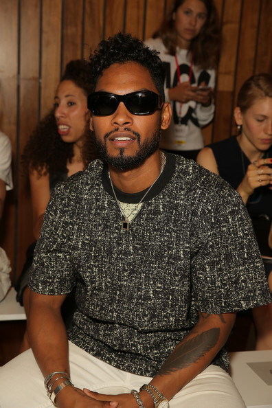 Singer Miguel is 29 today