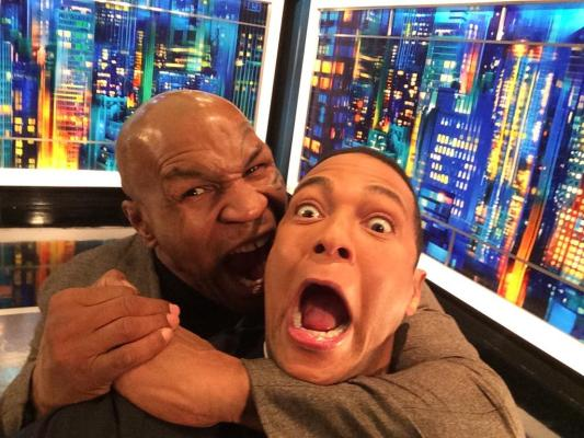 mike tyson and don lemon