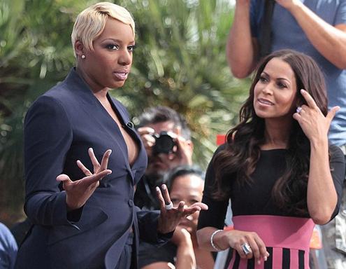 NeNe Talks Fashion Police Rumors; Dishes on RHOA Season 7