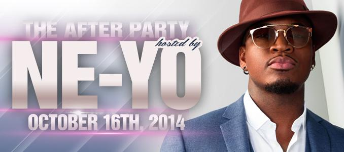 neyo afterparty