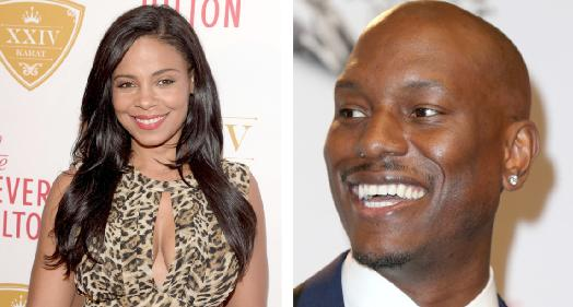 Tyrese And Sanaa Lathan Dating?