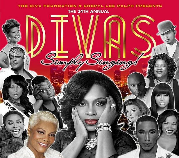 Sheryl Lee Ralph Divas Simply Singing