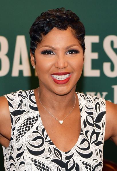 Singer Toni Braxton is 48
