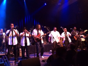 Trouble Funk performs at the 9:30 Club, May 5, 2014