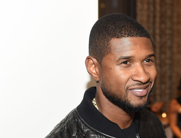 Singer Usher is 36 today