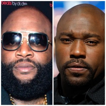 warren sapp, rick ross,