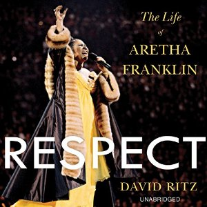 Book about Aretha Franklin
