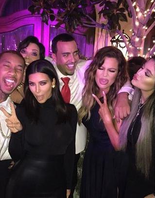 Kim Kardashian-tyga