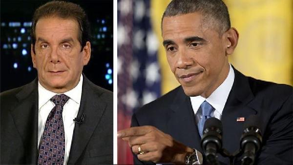 Krauthammer - obama
