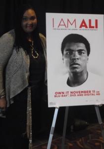 Maryum Ali- I Am Ali poster: Photo Credit, Ricky Richardson