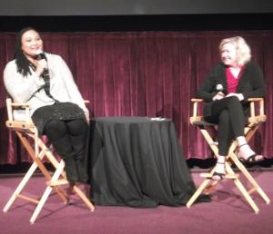 Maryum Ali and Meg Grant: Photo Credit, Ricky Richardson