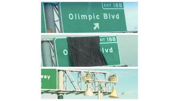Olympic Blvd