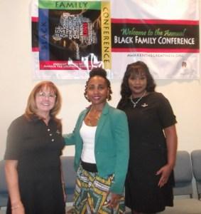 Norma Chacon,Layla Sewell and Karen Alvarado: Photo Credit, Ricky Richardson