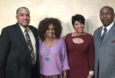 Luther Waters, sisters and pastor